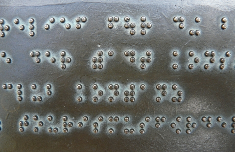 "A ""sobrevivência"" do Braille na era digital"