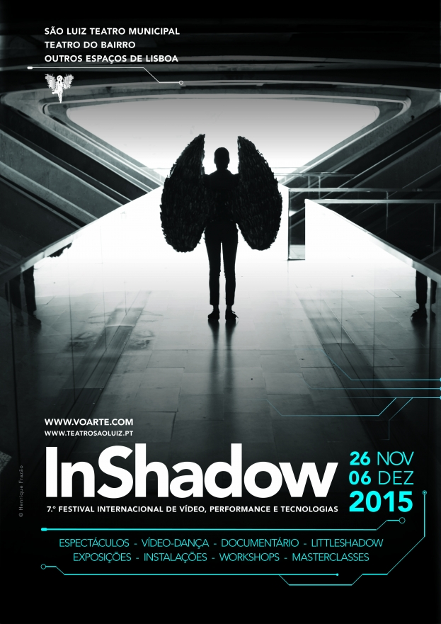7ª edição do InShadow – Festival Internacional de Vídeo, Performance e Tecnologia